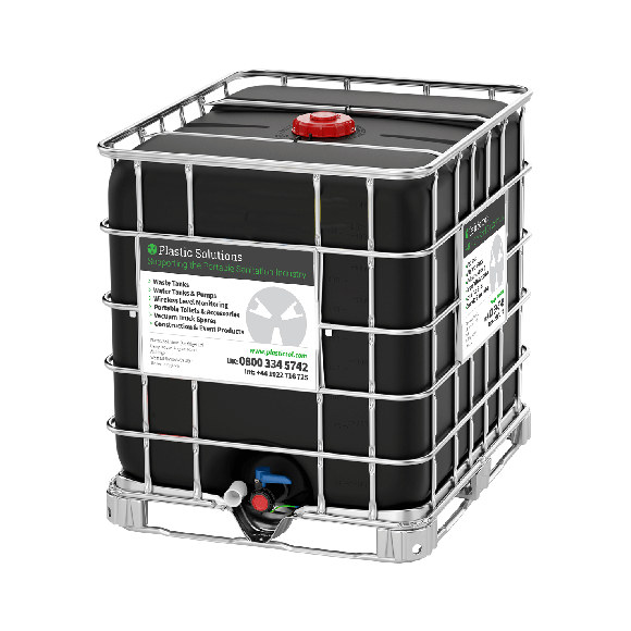 IBC 1000L Bowser - Reconditioned