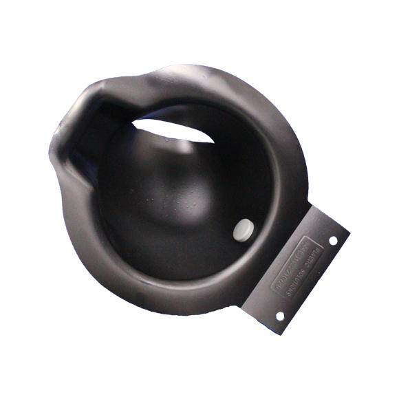 Flush Conversion Bowl