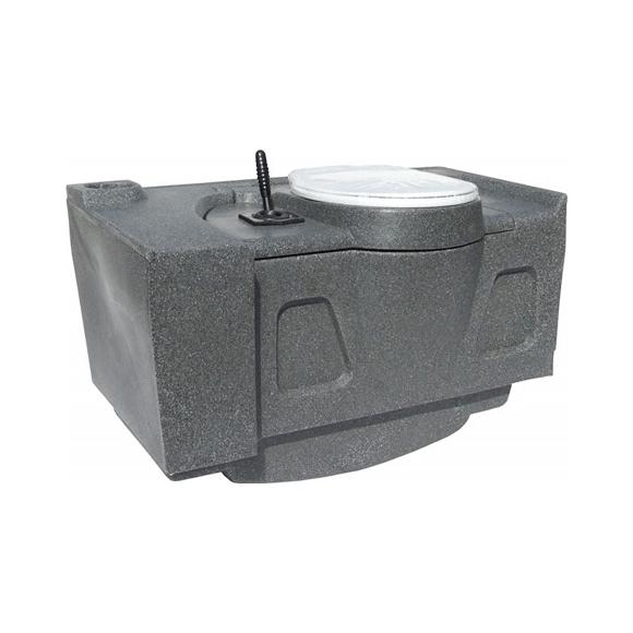 Flush Tank - 215 Litres - Vee-Shape Base