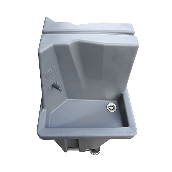 2 Person Free-Standing Sink - HERA2