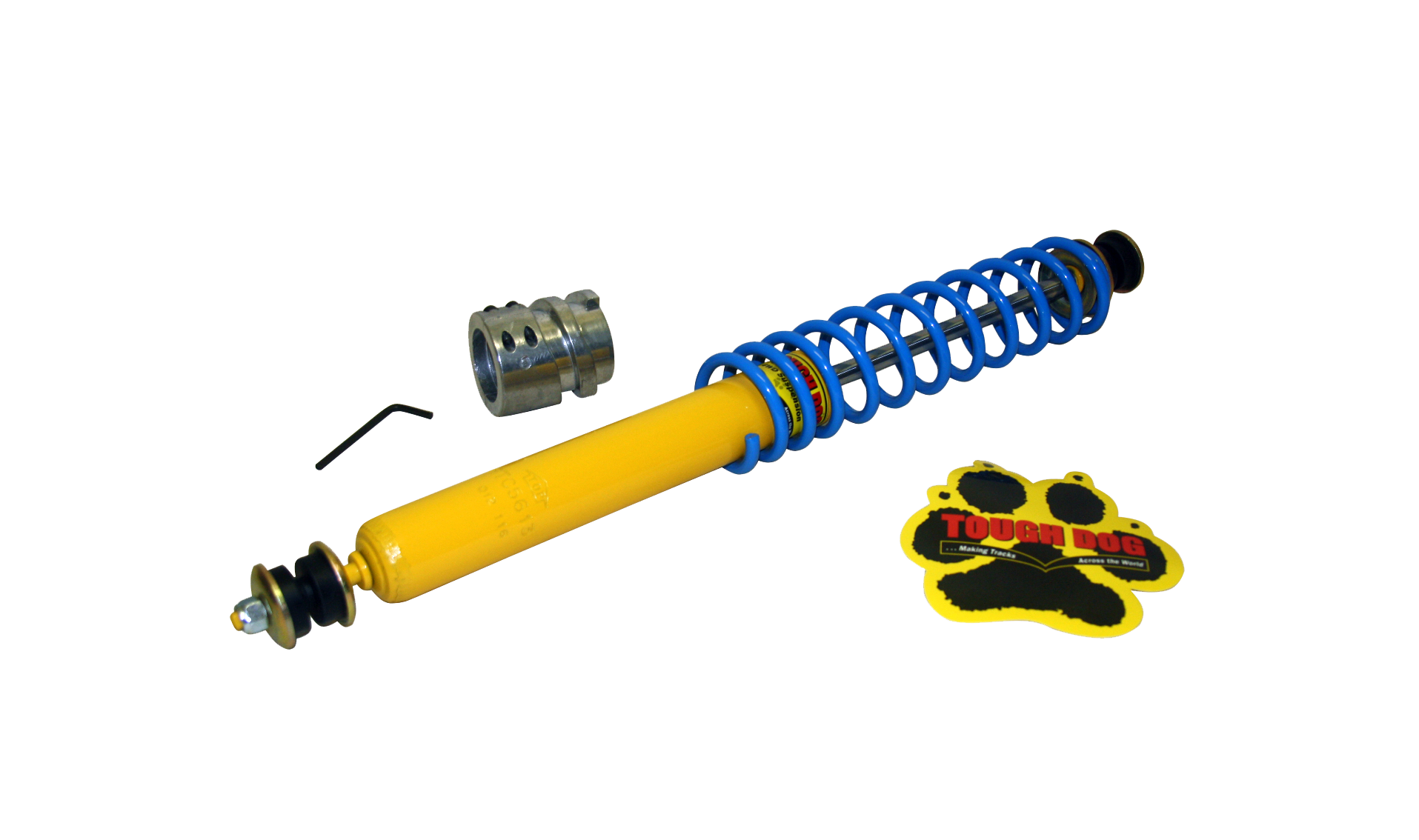Tough Dog Steering Dampers range image link