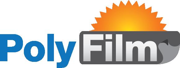 PolyFim Automotive Window Tinting Films Logo