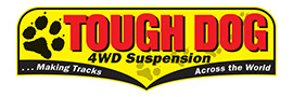 Tough Dog Shock Absorbers Logo