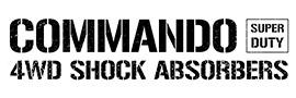 Commando Shock Absorbers Logo