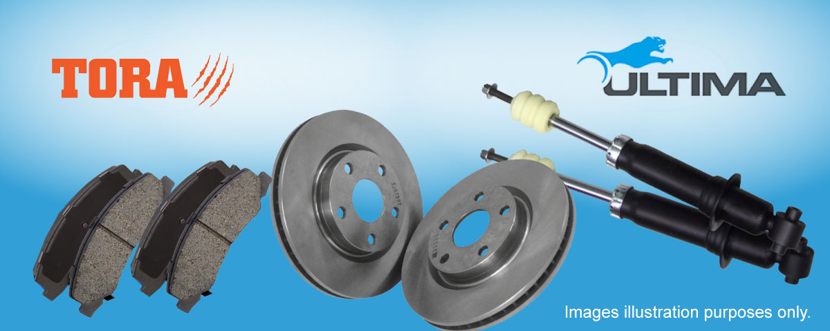Brakes and Shocks for Cars