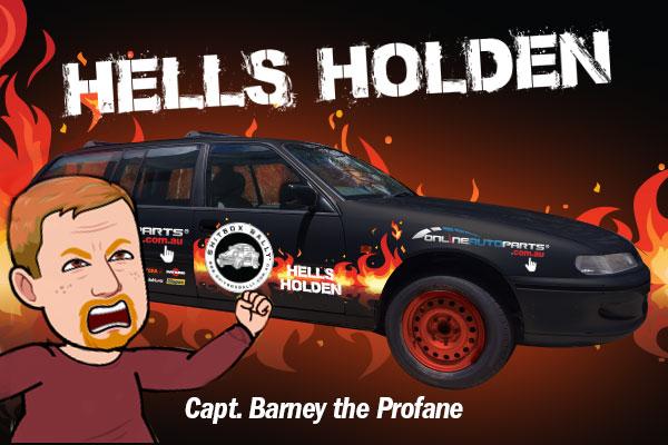 Hells Holden