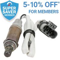 5% off Oxygen Lambda Sensor for Super Saver members*
