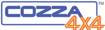Cozza 4x4 - Steering, Suspension & Driveline Logo