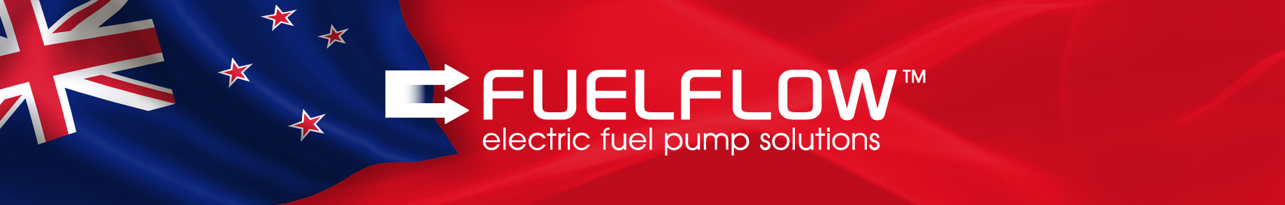 Fuelflow electric fuel pump Banner