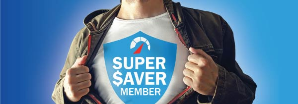 Super Saver members banner-mobile