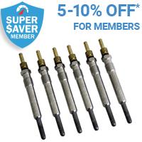 Shop for Glow Plugs at OnlineAutoParts.com.au image