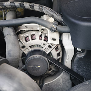 get ready for winter and check your alternator