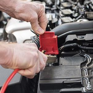don't jump start your car battery unless you know what you are doing or risk costly damage to electrics
