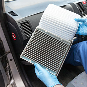 get ready for winter and check your car cabin filter