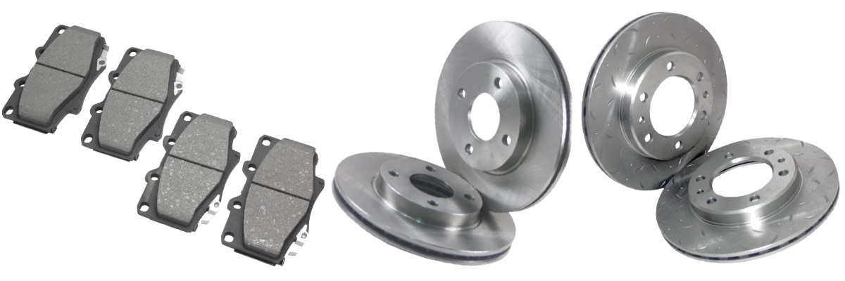 Wide range TORA Brake Pads and Rotors for Cars and 4wds