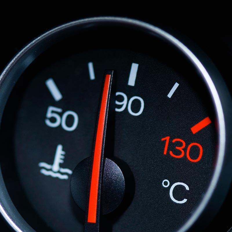 get ready for summer and check your coolant temperature sensor is sending accurate data