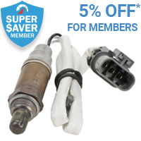 5% off Oxygen Lambda Sensor for Super Saver members*