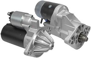 AutoNova Starter Motors