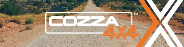 COZZA 4X4 logo