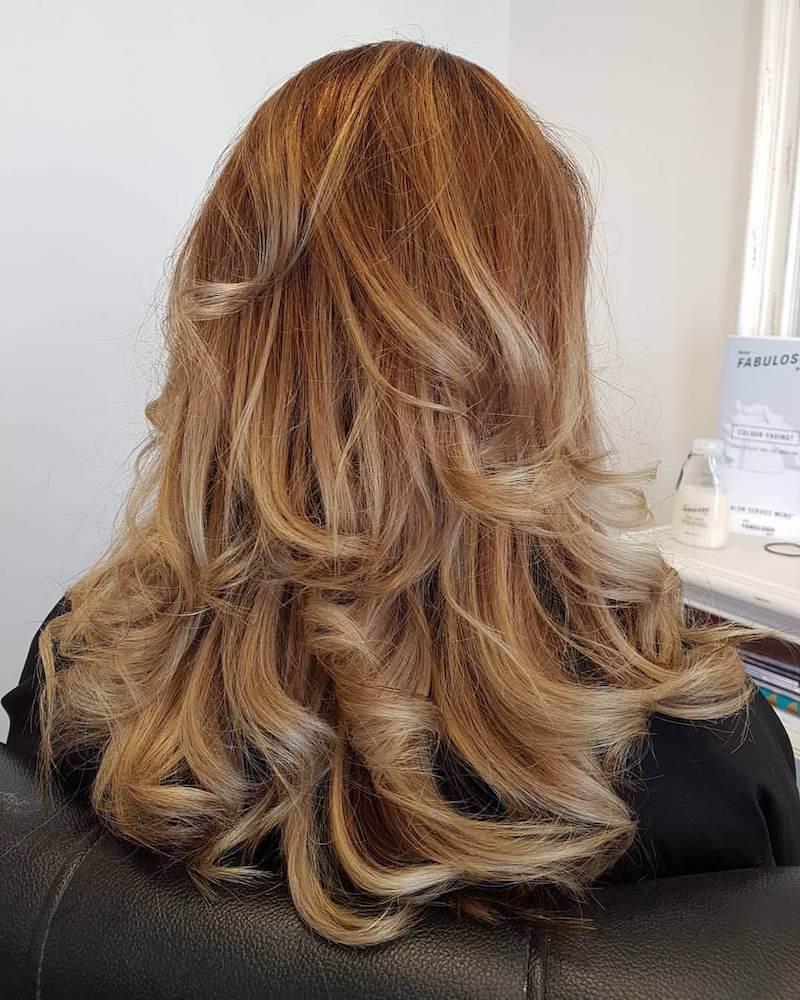 Golden blonde hair - Kinks Fremantle