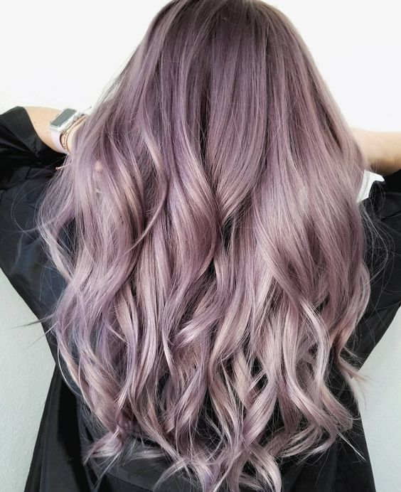 Lavender hair - Kinks Salon
