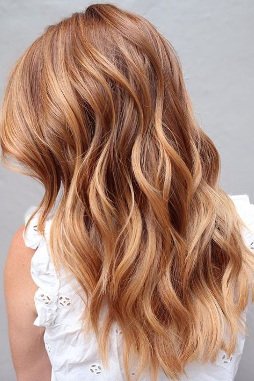 Copper strawberry blonde - Kinks Hair & Beauty