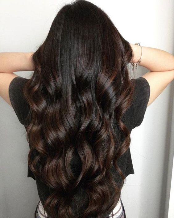 Rich Brunettes - Winter Hair Colours