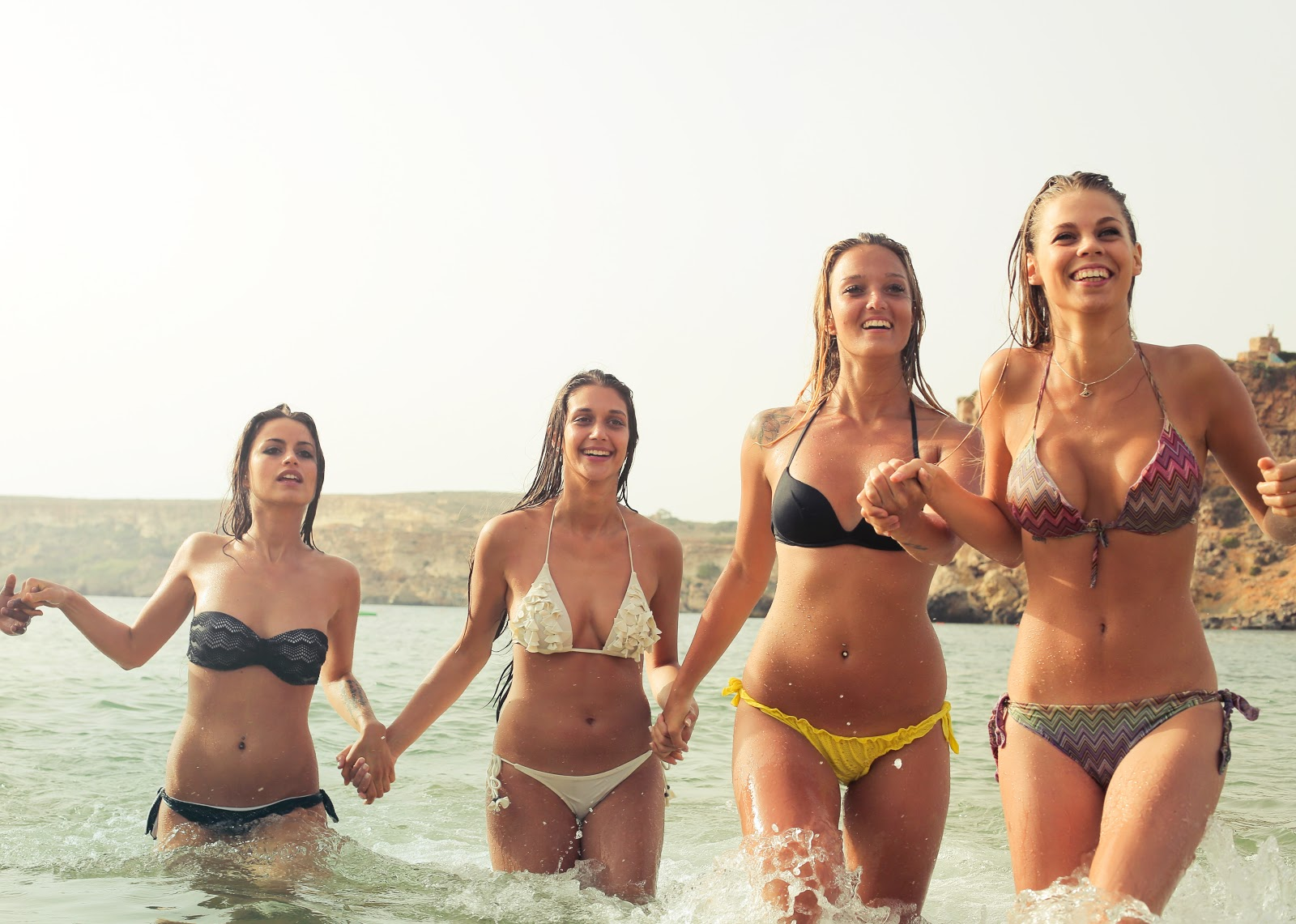 Spray tans vs sun baking: making the healthy choice