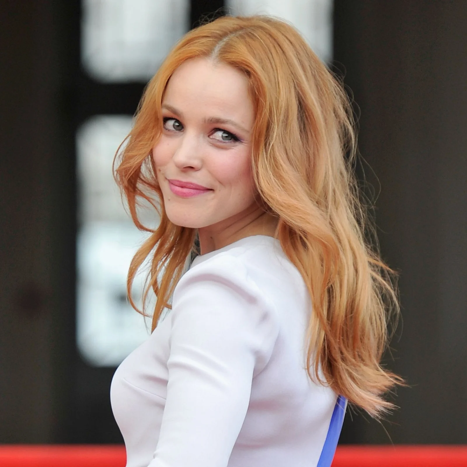 Strawberry Blonde spring hair colour trend