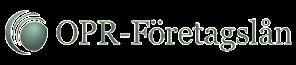 OPR företagslån logo