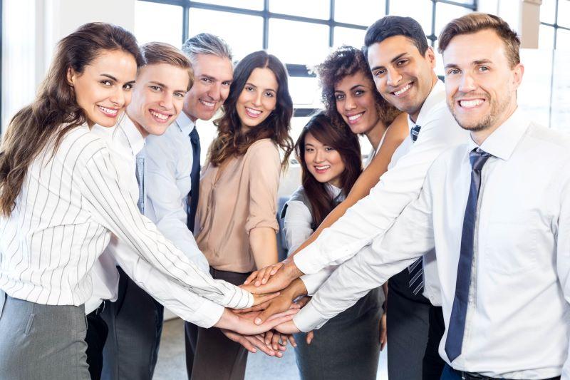Anställa personal för att skala ut verksamheten