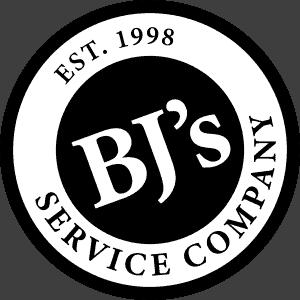 BJ's Service Company logo