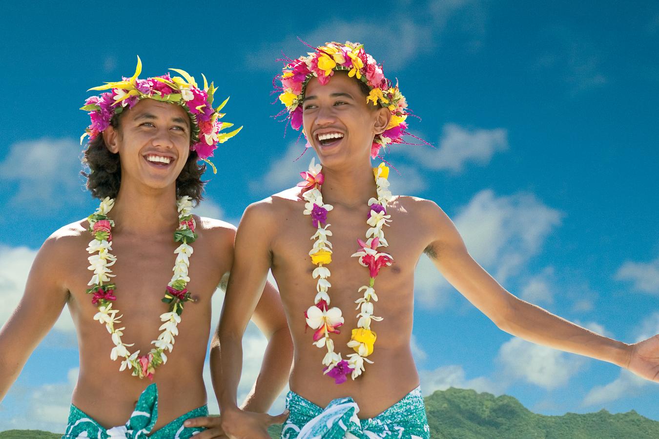 Charme Polynesiens