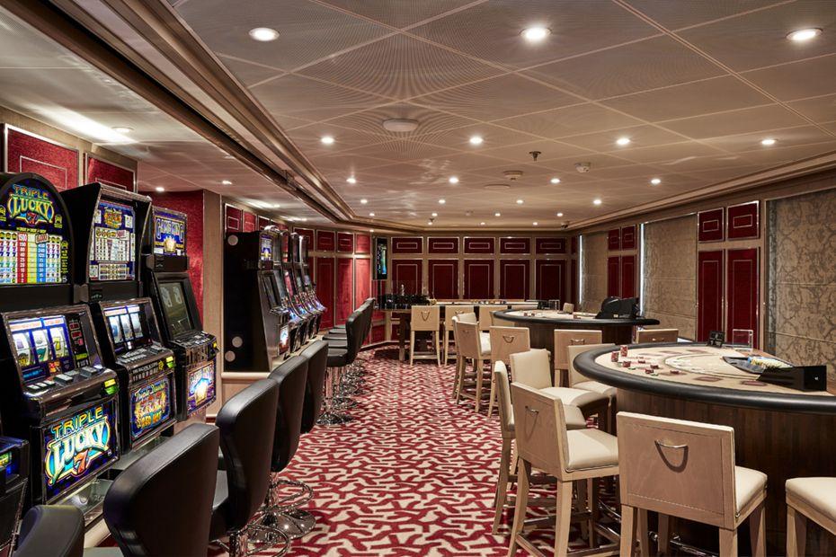 Silversea - Silver Spirit - Casino