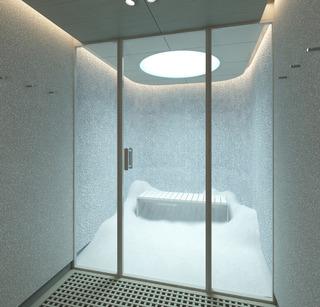 Seven Seas Splendor - Serene Spa - Eiskammer