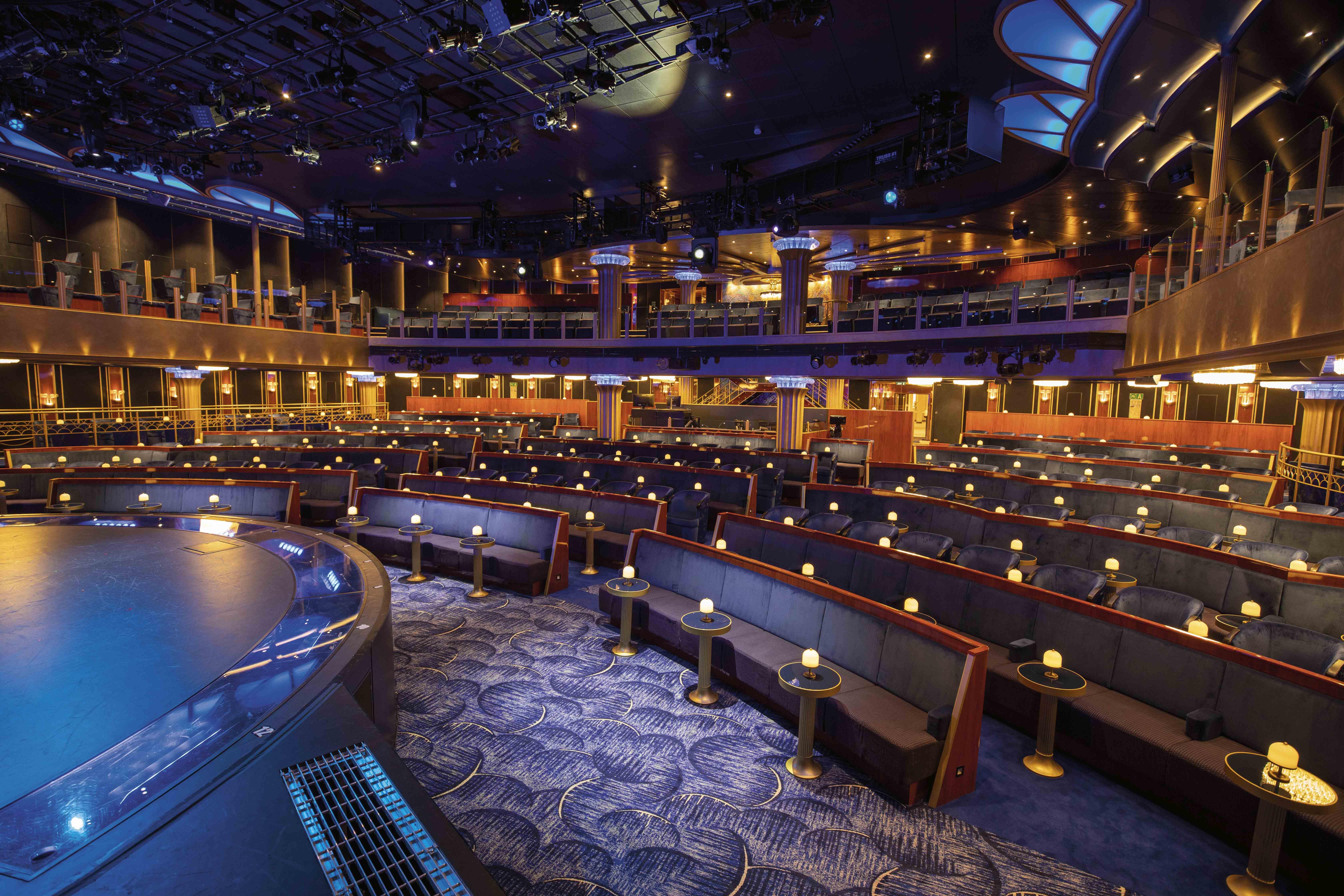 Seven Seas Splendor - Constellation Theater