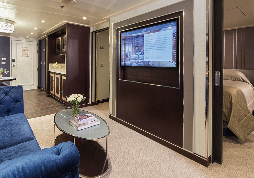 Seven Seas Splendor - Penthouse Suite