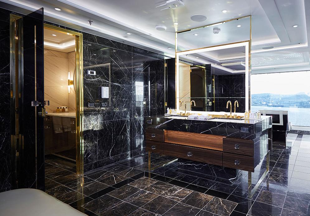 Seven Seas Splendor - Badezimmer Regent Suite
