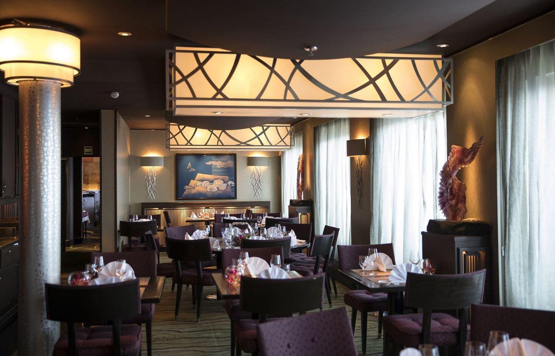 Crystal Serenity - Restaurant Umi Uma - Asian Fusion
