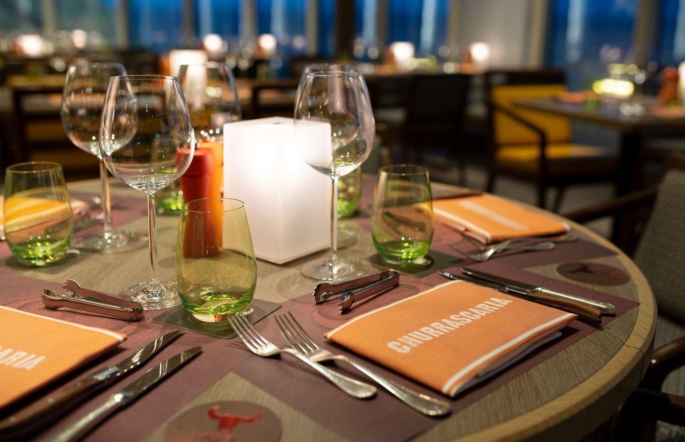 Crystal Serenity - Restaurant Churrascaria