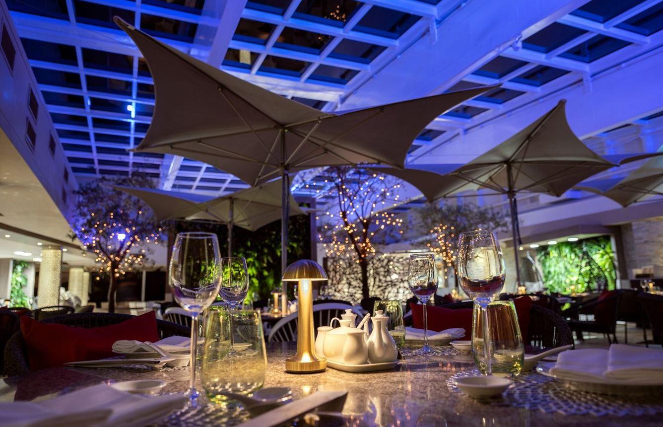 Crystal Serenity - Restaurant Silk