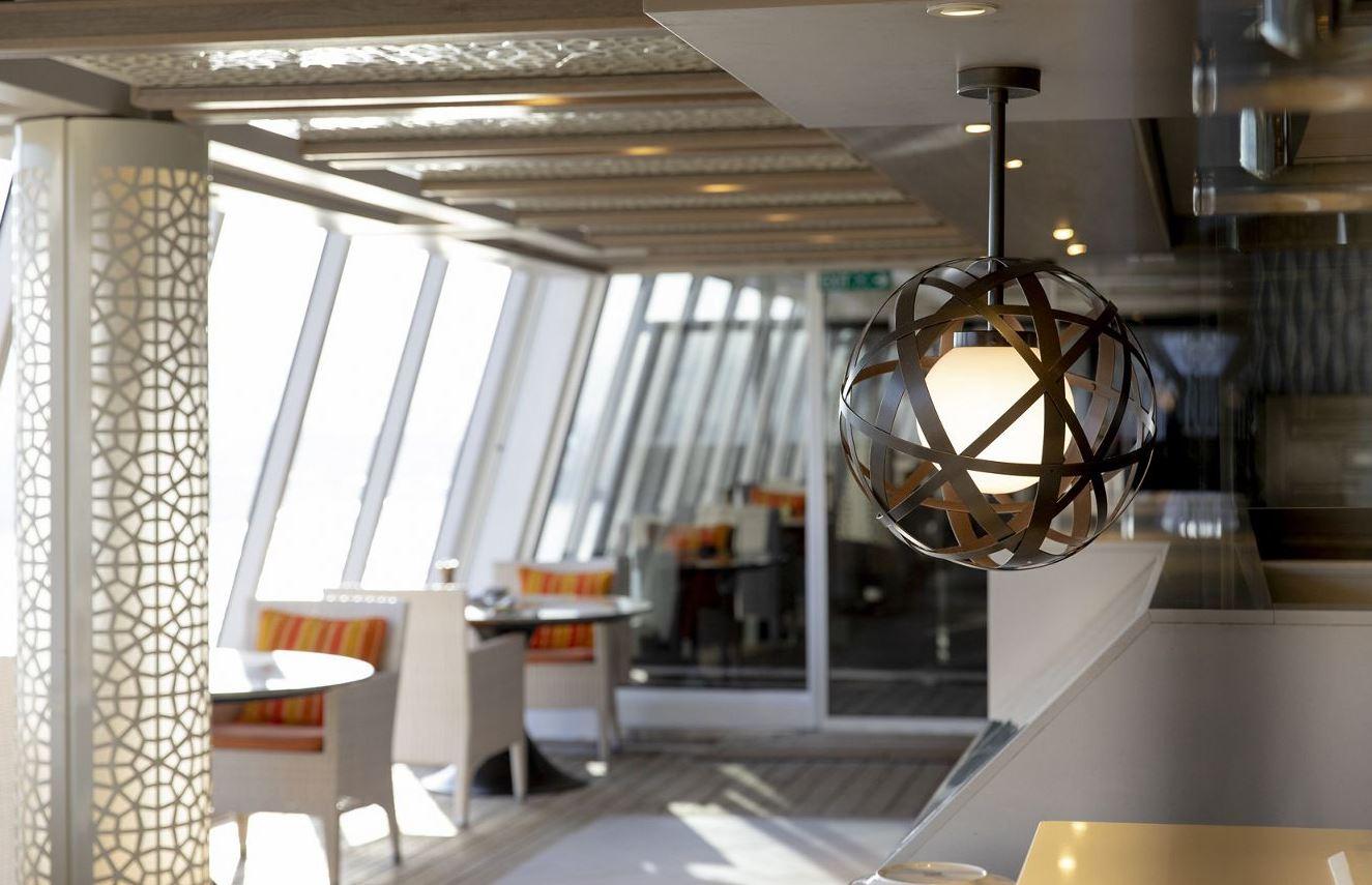 Crystal Serenity - Restaurant Trident Grill