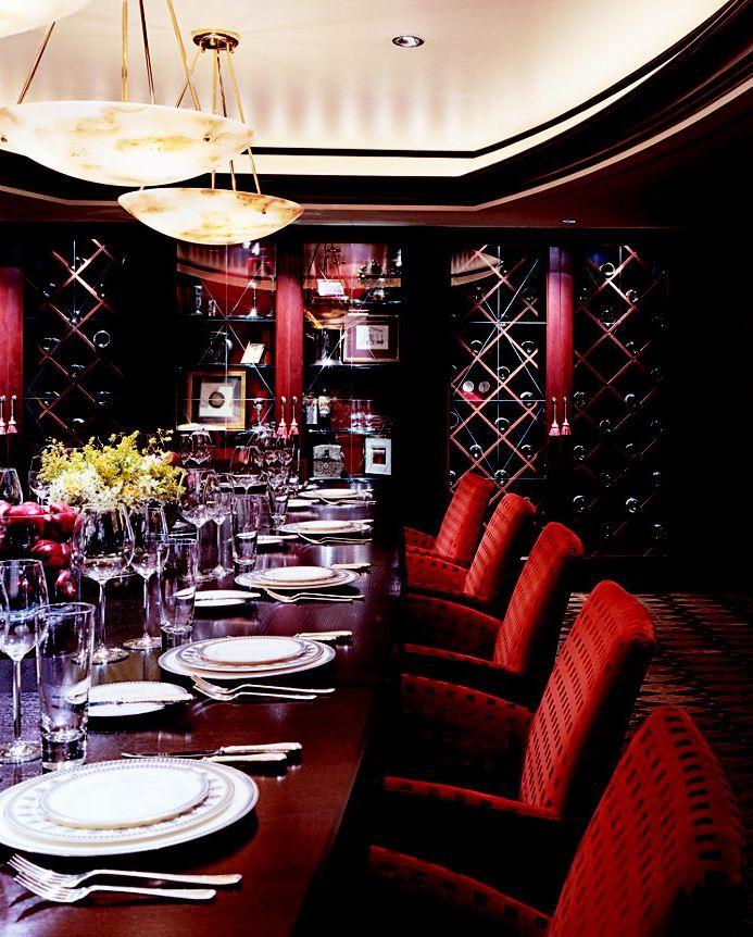 Crystal Serenity - Restaurant Vintage Room