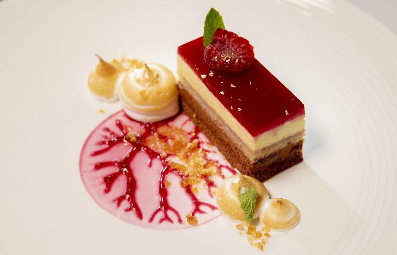 Crystal Serenity - Cuisine - Dessert