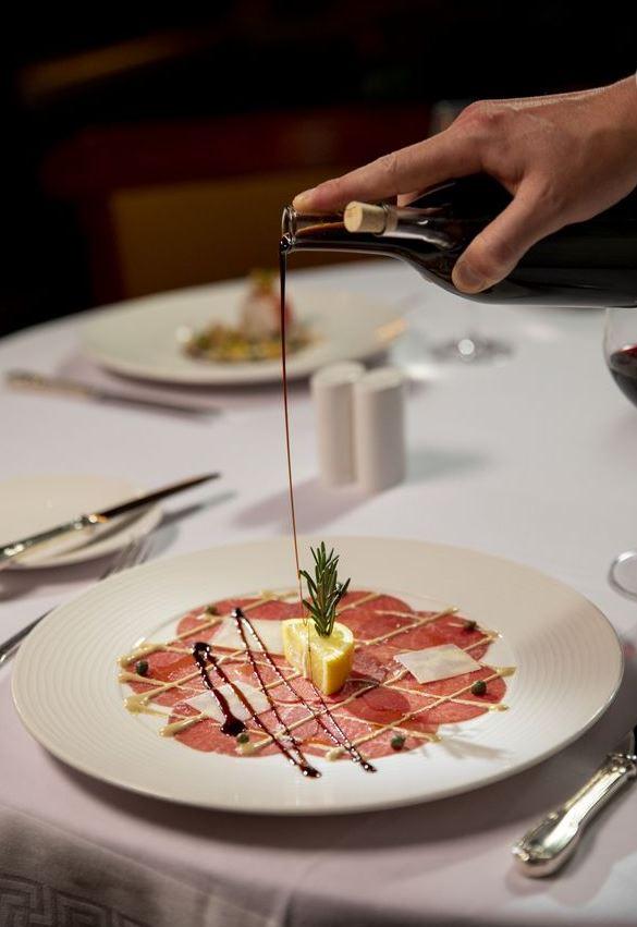 Crystal Serenity - Cuisine - Italienisch