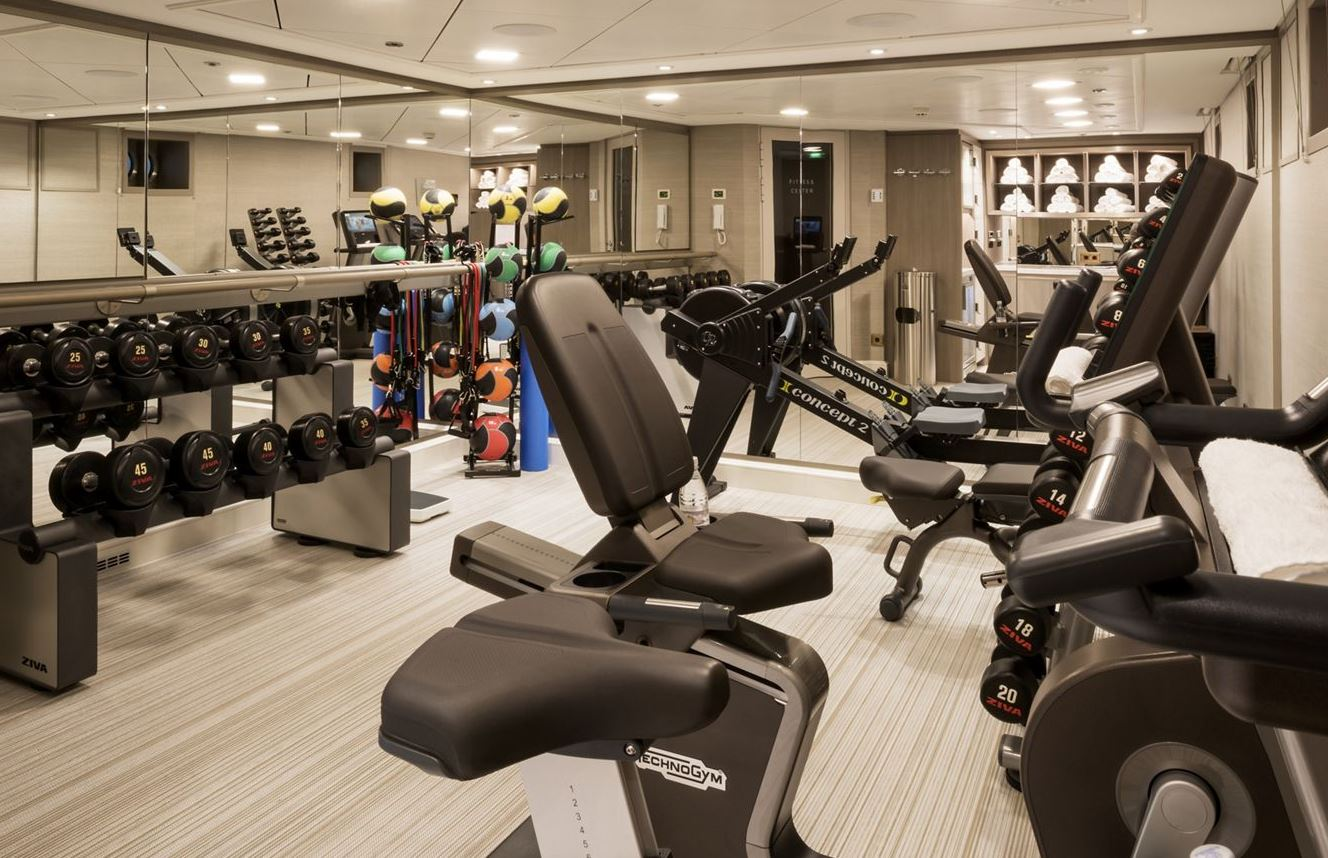 Crystal Bach - Fitness Center