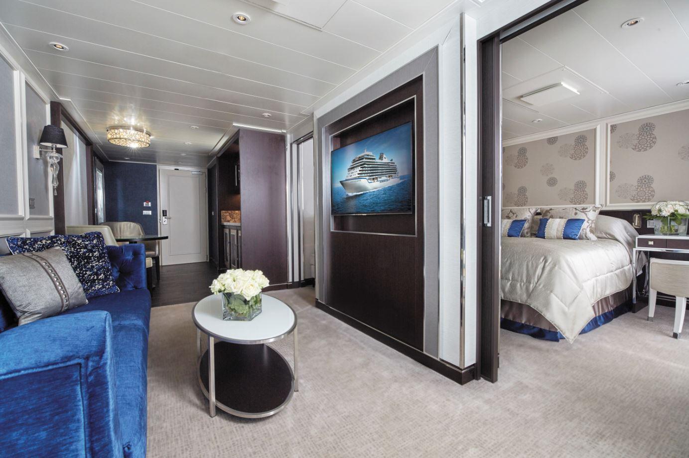 Seven Seas Explorer - Penthouse Suite