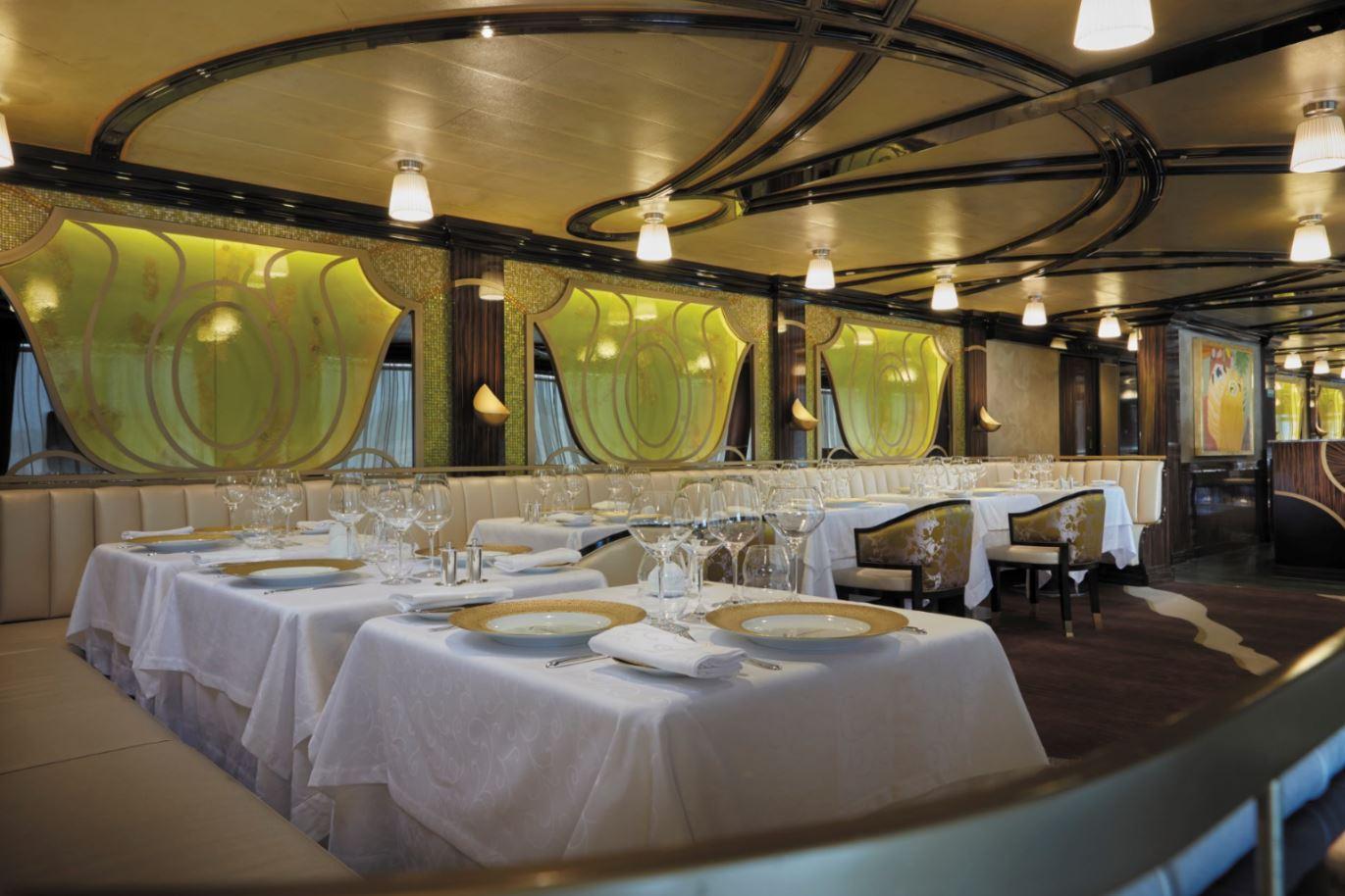 Seven Seas Explorer - Chartreuse Französisches Restaurant 2