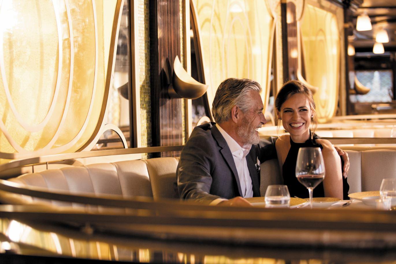 Seven Seas Explorer - Chartreuse Französisches Restaurant 3