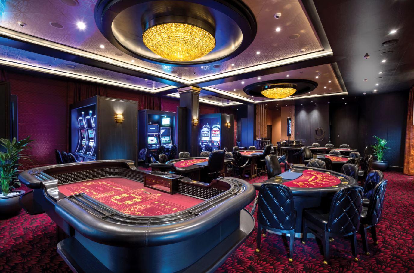 Seven Seas Explorer - Casino